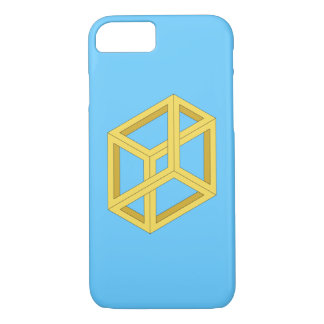 An Impossible Cube iPhone 8/7 Case