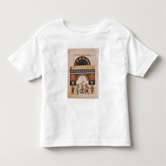 An Indian astrological chart Toddler T-shirt