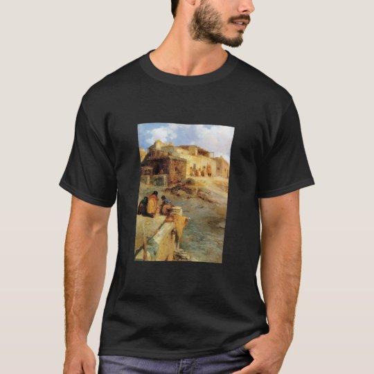 An Indian Pueblo Laguna New Mexico - 1906 T-Shirt