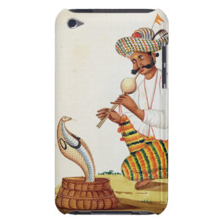 An Indian Snake Charmer with a Cobra, from a Frenc Barely There iPod Cover