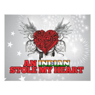 An Indian Stole my Heart Flyer