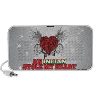 An Indian Stole my Heart Speaker System