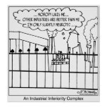 An Industrial Inferiority Complex Print
