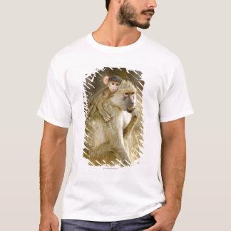 An infant Yellow Baboon(Papio T-Shirt