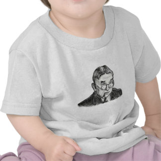 An Ink Sketched Wretch: H.L. Mencken Tee Shirts