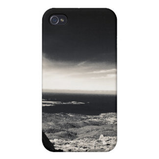 An interesting sky iPhone 4/4S cover