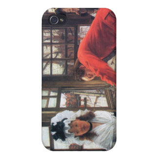 An interesting story by James Tissot iPhone 4 Cases