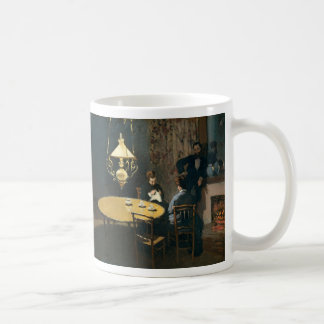 An Interior after diner (1868-1869) Coffee Mug