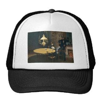An Interior after diner (1868-1869) Trucker Hat