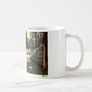 An Interrupted Story Repro Vintage 1910 Coffee Mug
