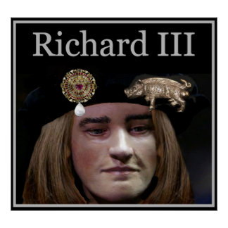 An intimate portrait of Richard III Poster