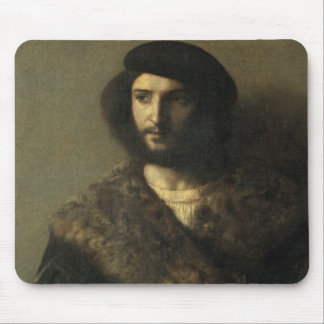 An Invalid, c.1514 (oil on canvas) Mouse Pad