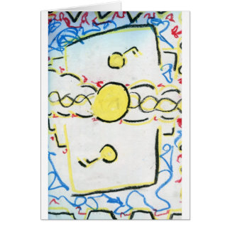 An Invention An Interpretation Worlds of Pattern.j Card
