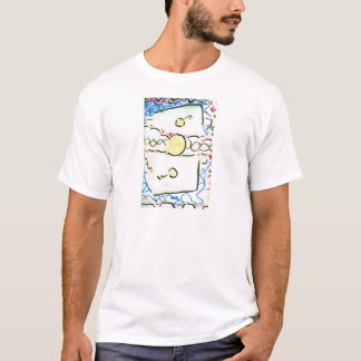 An Invention An Interpretation Worlds of Pattern.j T-Shirt