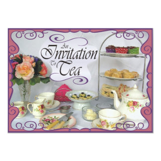 An Invitation to Tea