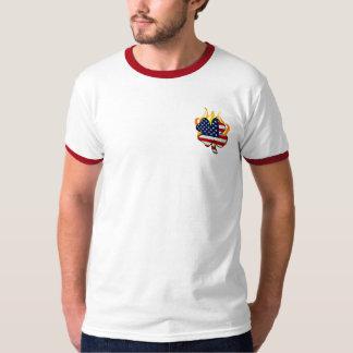 An Irish American Firefighter T-Shirt