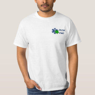 An Irish EMT Pride T Shirt