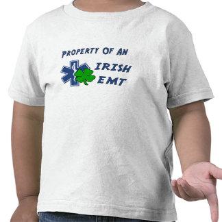 An Irish EMT Property Tees