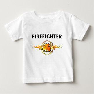 An IRISH Firefighter Baby T-Shirt