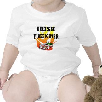An Irish Firemen Tees