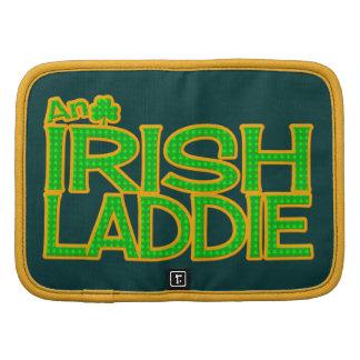 An Irish Laddie Folio Planners