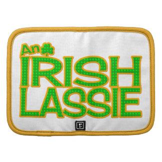 An Irish Lassie Planners