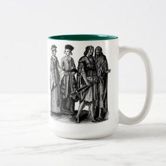 An Irish mug for yer fist