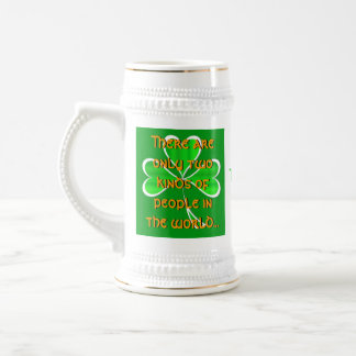 An Irish Saying Beer Stein