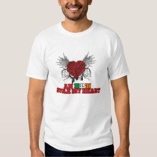 An Irish Stole my Heart Tee Shirt