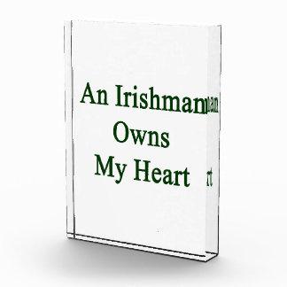 An Irishman Owns My Heart Awards