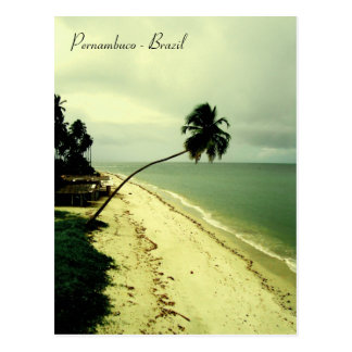 An island. Pernambuco, Brazil Post Cards