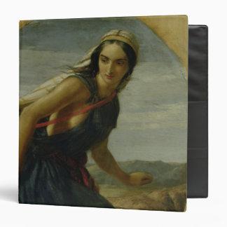 An Israeli Mother, 1857/1860 3 Ring Binder
