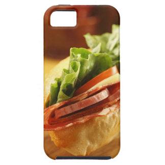 An Italian sub sandwich with iPhone SE/5/5s Case