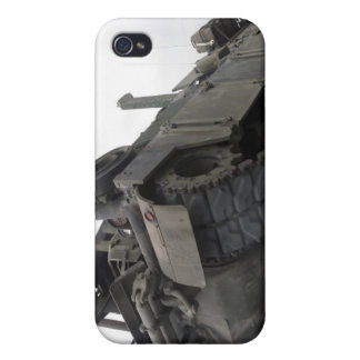 An M88A2 Hercules Recovery Vehicle iPhone 4 Covers