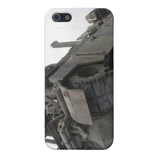 An M88A2 Hercules Recovery Vehicle iPhone 5/5S Cover