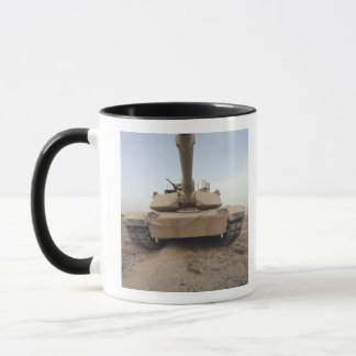 An M-1A1 Main Battle Tank Mug