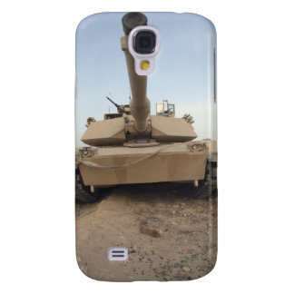 An M-1A1 Main Battle Tank Samsung S4 Case