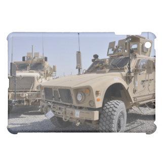 An M-ATV Mine Resistant Ambush Protected vehicl 2 Case For The iPad Mini