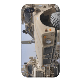An M-ATV Mine Resistant Ambush Protected vehicl 2 iPhone 4/4S Covers