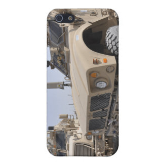 An M-ATV Mine Resistant Ambush Protected vehicl 2 iPhone SE/5/5s Cover