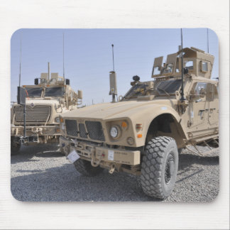 An M-ATV Mine Resistant Ambush Protected vehicl 2 Mouse Pad