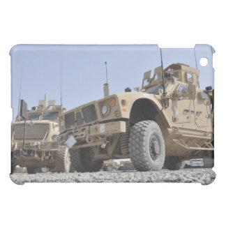 An M-ATV Mine Resistant Ambush Protected vehicl Case For The iPad Mini