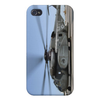 An MH-53E Sea Dragon helicopter iPhone 4/4S Case