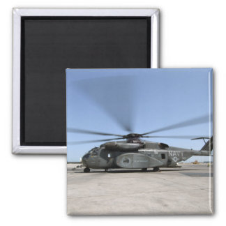 An MH-53E Sea Dragon helicopter Magnet