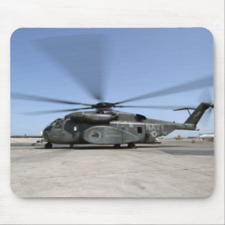An MH-53E Sea Dragon helicopter Mouse Pad