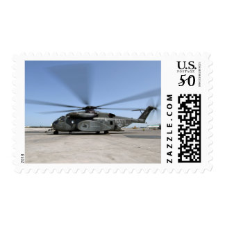 An MH-53E Sea Dragon helicopter Postage