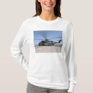 An MH-53E Sea Dragon helicopter T-Shirt