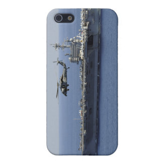 An MH-60S Seahawk helicopter Cover For iPhone SE/5/5s
