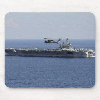 An MH-60S Seahawk helicopter Mouse Pad