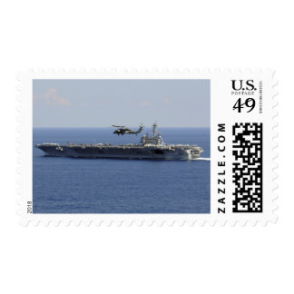 An MH-60S Seahawk helicopter Stamp